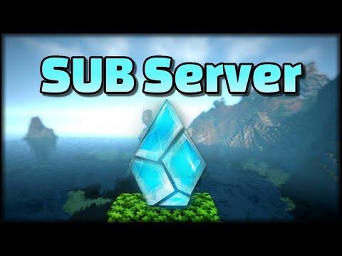 Mein eigener Minecraft Server | Lords of the Horizons | Sub Server