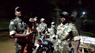 army training||army jawaan||indian army ||thirupati comedy||dhoom dhaam channel