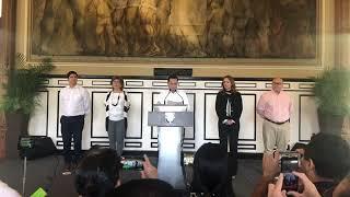 ProgresoHoy.com -- Vila informa recorte al presupuesto de Yucatán