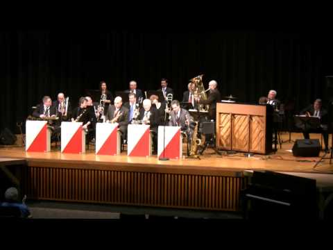 Moonlighters Big Band of Lititz, PA - Blues on Parade