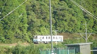 [警笛あり]JR四国 キハ32形 土讃線 窪川駅付近通過