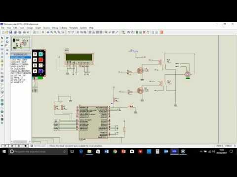 Compilador XC8 com PIC18F4520 - Encoder