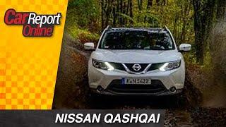 Neu Nissan Qashqai 1.2 Tekna Test Fahrbericht - Car Report Online