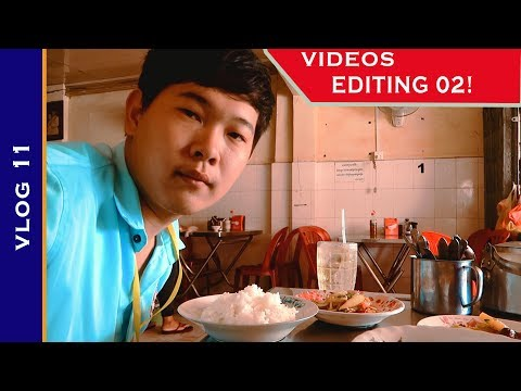 VIDEO EDITING #02 POST PRODUCTION!(MINES AND ENERGY)