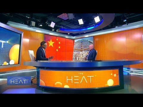 The Heat: Author Martin Jacques discusses China & global issues Pt 2