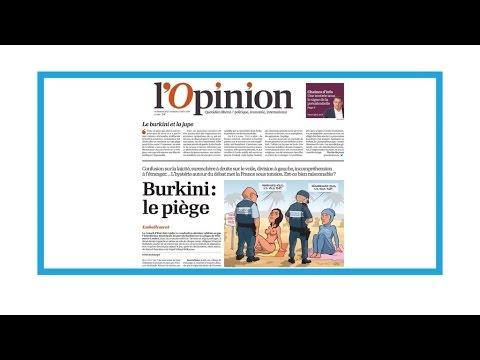 Burkini : le piège