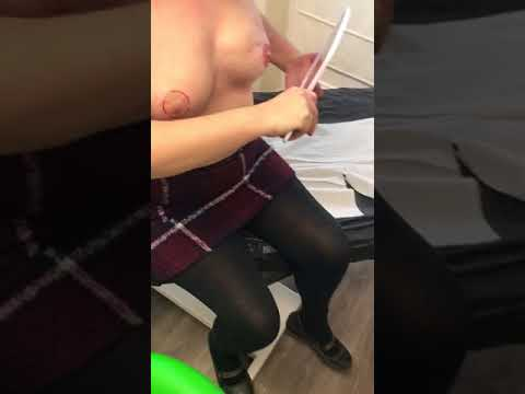 Nipple areola Tattooing for an amazing breast cancer client thumbnail