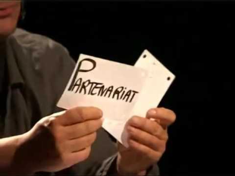 Franck Lepage - Incultures 1 : L'Éducation Populaire monsieur, ils n'en ont pas voulu.