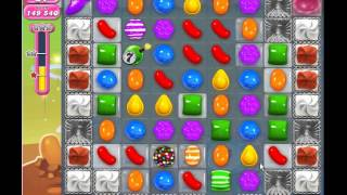 Candy Crush Saga level 855 (3 star, No boosters)