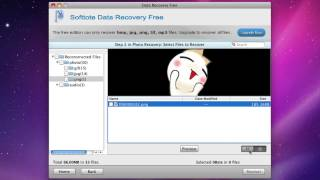 How to Realize PNG File Recovery with Mac Data Recovery Freeware?