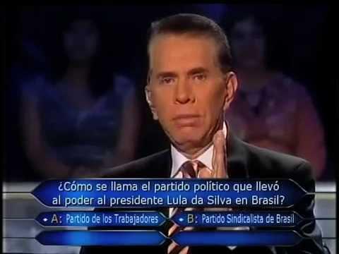 Ver Quien Quiere Ser Millonario 2009 – 2010 Ecuador en Español
