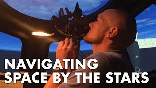 Navigating Space by the Stars