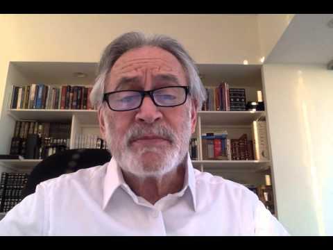 Rabbi Jeremy Rosen Pesach 2015