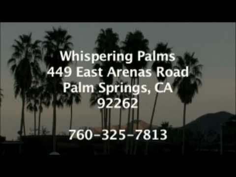 Palm Springs Ca Whispering Palms Apartments