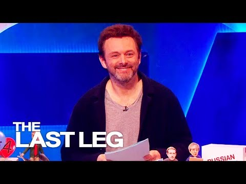Michael Sheen Becomes The New Host  The Last Leg