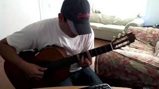 DEJA QUE SALGA LA LUNA - PEDRO INFANTE - guitarra acustica Jose Garcia