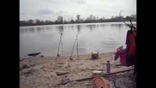 Рыбалка  Днепр апрель 2014