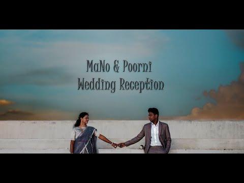 MaNo & Poorni Wedding Reception | Right Path Studio