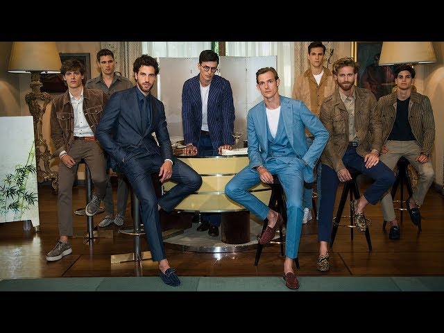 Tod's Men's Spring Summer 2018 Collection