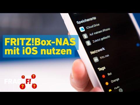 NAS mit iOS clever nutzen | Frag FRITZ! 37