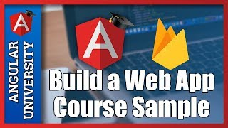 angular and firebase 3 build a web application 1h course sample