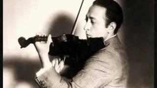Heifetz plays Prokofiev Violin Concerto No. 2 - Part 2/3