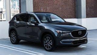 Mazda CX-5  2018 Car Review