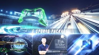 E-Sports Gaming Package | After Effects template
