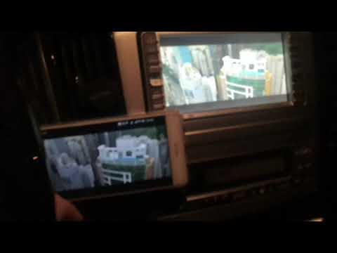Подключение телефона через переходник к магнитоле Тойота Альфард Alphard
