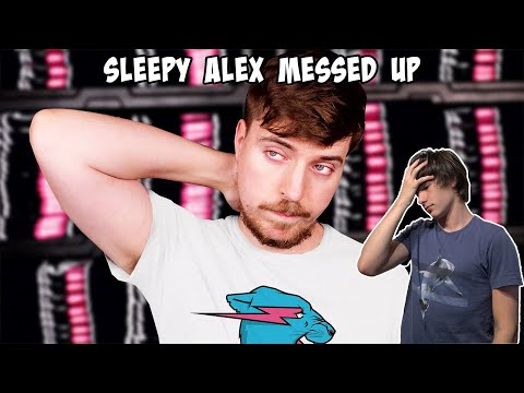 Why I Haven't Been Uploading MrBeast Reaction