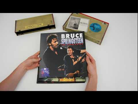 Unboxing Bruce Springsteen's The Album Collection Vol 2, 1987 - 1996 Mp3