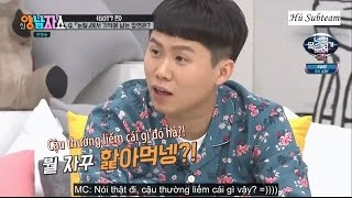 [VIETSUB] GOT7 New Yang Nam Show: Câu chuyện diễn xuất của Jinyoung