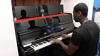 """Going Bad"" - Meek Mill ft. Drake (Piano Cover) - Patrick Yeboah"