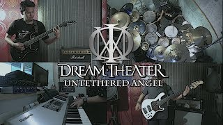 Download lagu Dream Theater Untethered Angel Cover by Sanca Records ft Dj Piels MP3