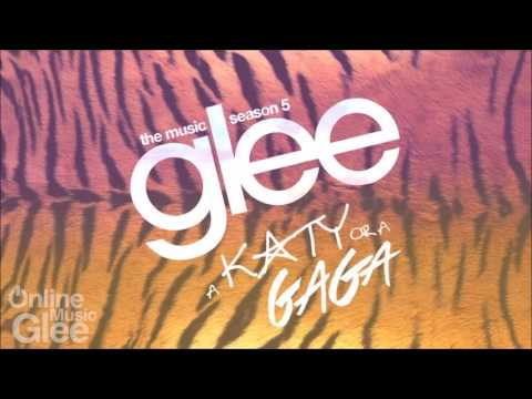 Roar - Glee [HD Full Studio]