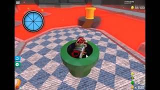 Super ROBLOX Adventure - Torrid Magma Fortress All Stars