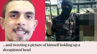 Who is Jihadi John? - in 60 seconds