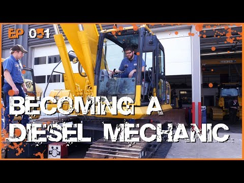 Back to College - Becoming a Diesel Mechanic (NDSCS - Wahpeton, ND) (ep. 051)