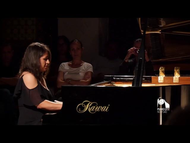 Piano City Novi Sad: Jelena Stojković