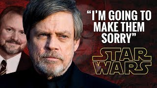 Is Mark Hamill Finally Done With Star Wars?