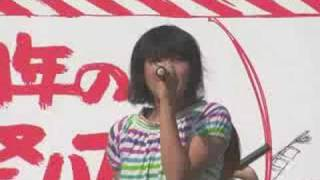 2008年8月1日、フェスタ万代島2008より Megu 生年月日:1989年6月3日 血...