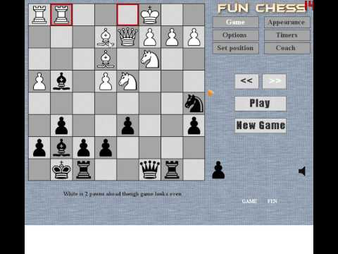 Chess Game Analysis Part 1