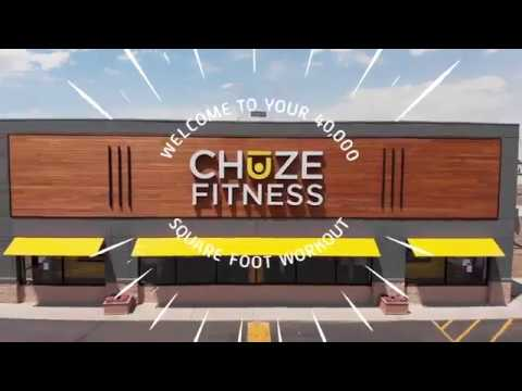 Chuze Fitness - Drone Tour Of The Best Local Gym