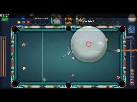 8 ball pool Berlin platz (opponent hacker) lose the game