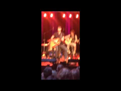 Luke Bryan-  Fan club party at Country Music Hall of Fame 6-12-2015 (RAW UNCUT)