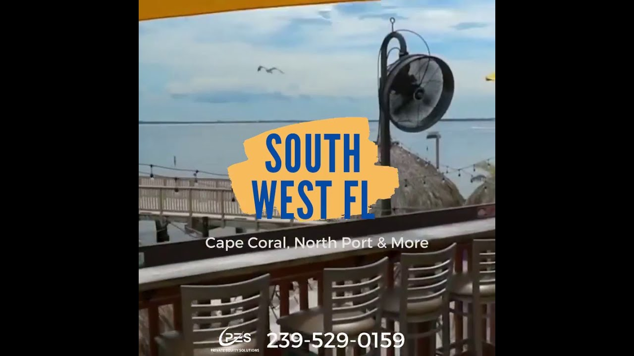 How is it to live in South West Florida? It's amazing! We have the key to great Florida lifestyle