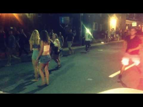I'm Shmacked at University of Delaware: The Main Street Massacre Riot