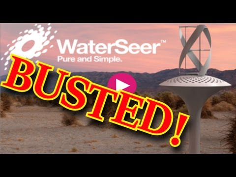 Waterseer -BUSTED!