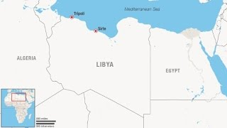 US bombers target ISIS camps in Libya