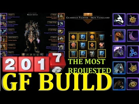 Most Requested GF Build 2017 High Damage + INSIGNIA BONUSES